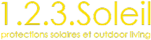 1.2.3.Soleil Logo